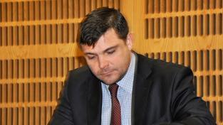 Vlivný člen ČSSD Karel Březina před pražským soudem