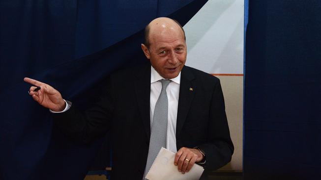 Traian Basescu patří k nejvýraznějším postavím rumunské politické scény