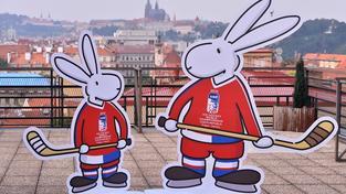 Bob a Bobek, maskoti hokejového MS 2015