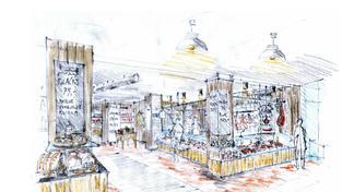 V Praze se otevře tržiště ve stylu evropských metropolí