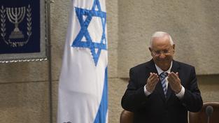 Izraelský prezident Reuven Rivlin