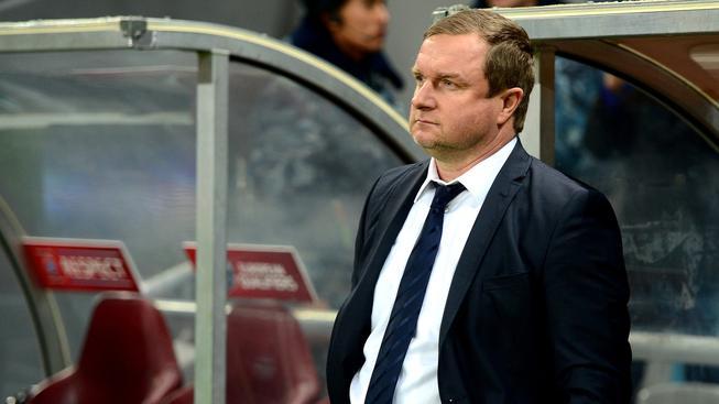 Pavel Vrba, trenér fotbalové reprezentace