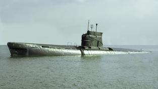 Švédská armádapatrně hledá ruskou ponorku. Ilustrační foto