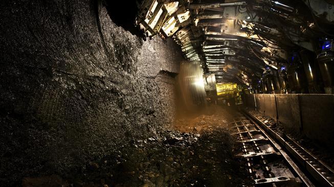 Důlní neštěstí poblíž jihopolské Myslowice si zatím vyžádalo tři oběti. Ilustrační snímek