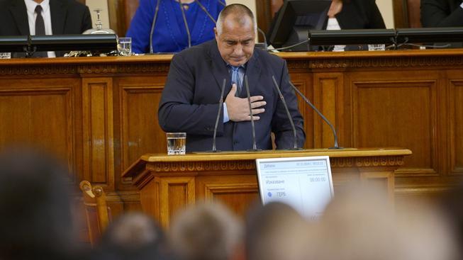 Bojko Borisov dostal od parlamentu zelenou. Bulharsku bude vládnout jeho koalice