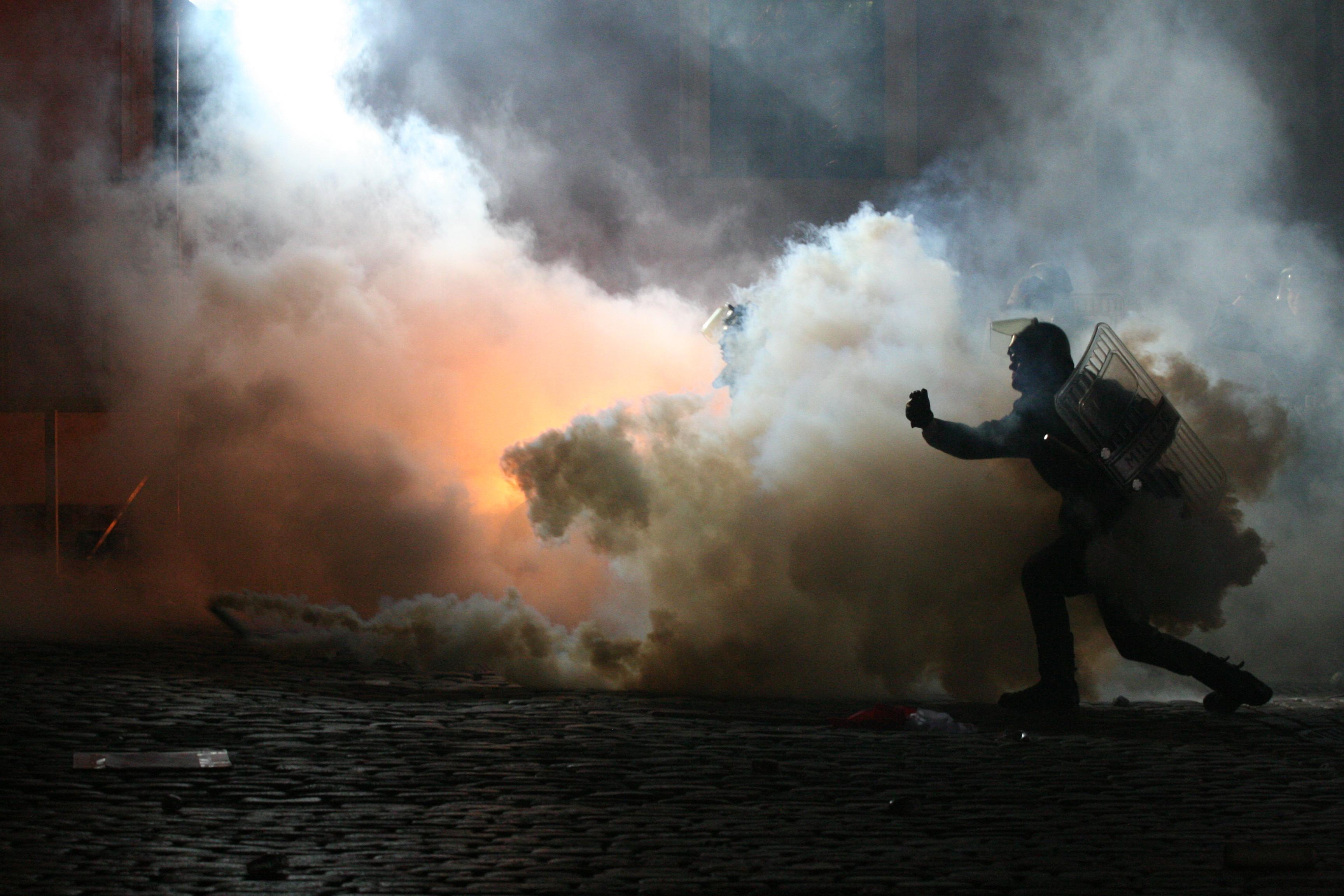 Polsko slaví Den nezávislosti, čekají se násilnosti