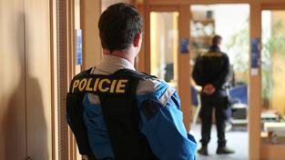 Policejní zásah, ilustrační snímek