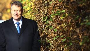 Nový rumunský prezident Klaus Iohannis je etnický Němec