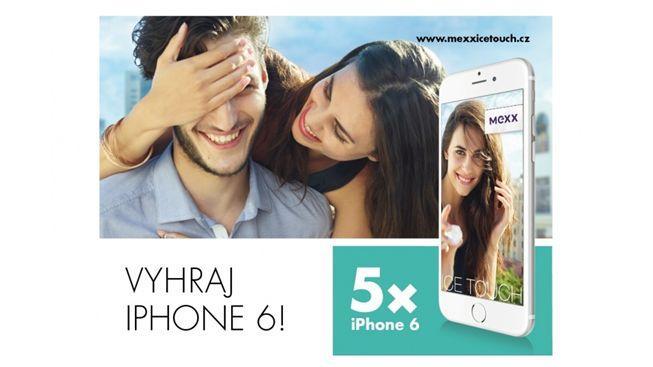 Kupte si vůni MEXX a vyhrajte svůj iPhone 6!