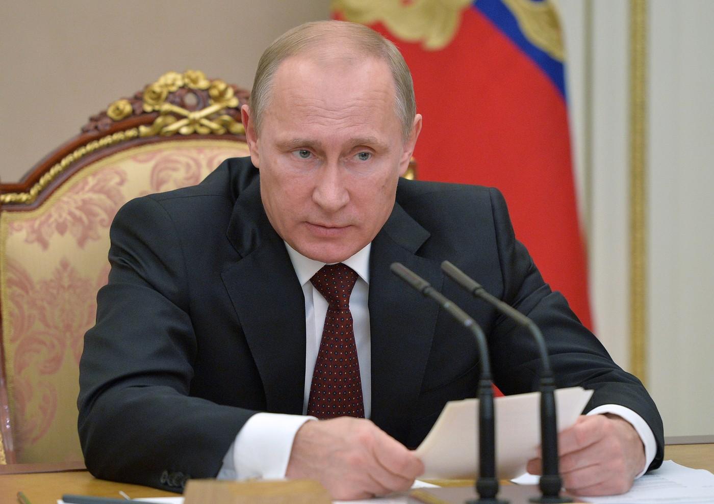 Putin: Revoluci v Rusku musíme zabránit za každou cenu