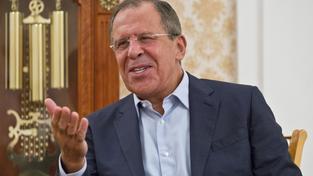 Lavrov obviňuje Západ z pokusu o svržení Putinova režimu
