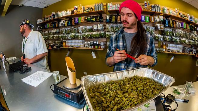"""V Coloradu pořádají ke Dní díkuvzdání """"zelený výprodej"""""""
