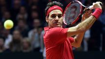Federer po výhře v Davis Cupu ocenil celý švýcarský tým