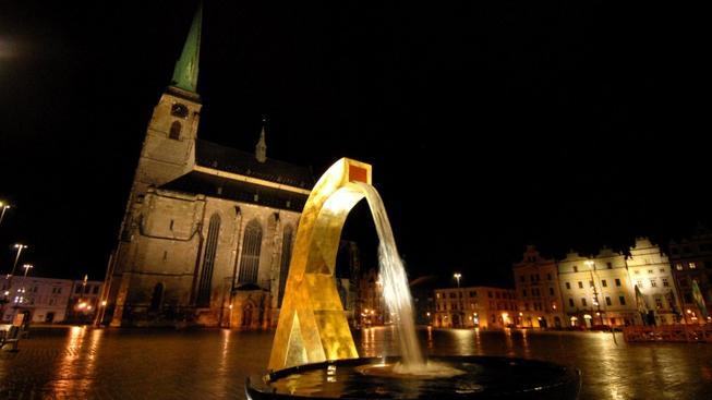 Velký podíl na výsledcích má krajské město Plzeň.