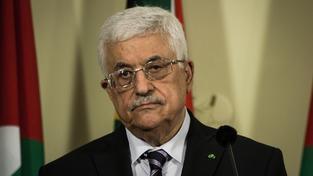 Palestinský premiér Mahmúd Abbás