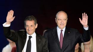 Spojenci i soupeři: Nicolas Sarkozy a Alain Juppé