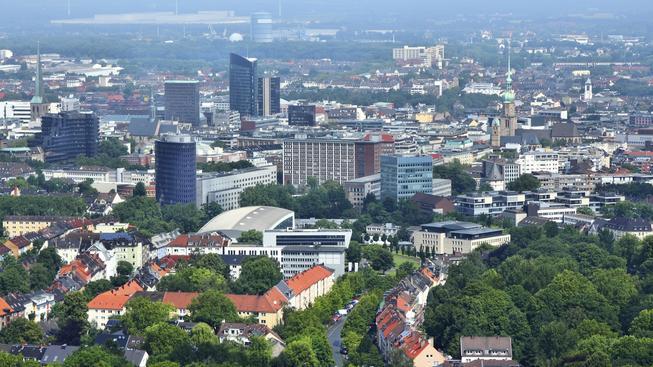 V německém Dortmundu likvidovali nevybuchlou munici