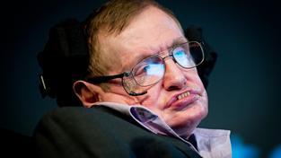 Stephen Hawking, legenda teoretické fyziky