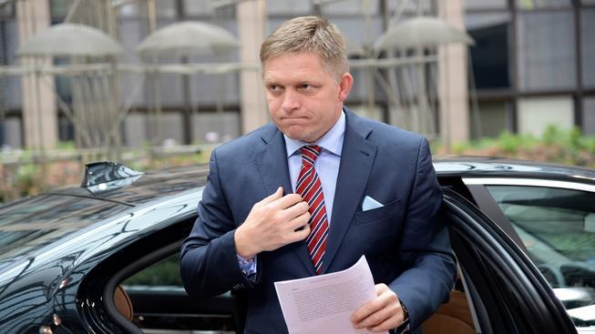 Slovenský premiér Fico hraje o svou politickou budoucnost