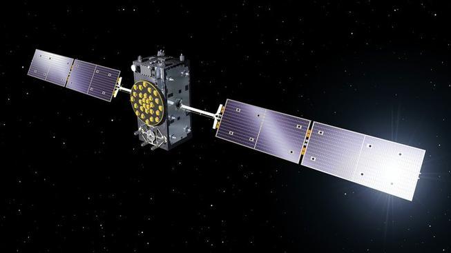 Zbloudila družice navigačního systému Galileo našla cestu na správnou orbitu