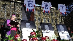 Po smrti trojice hokejistů se do smutku ponořila celá republika