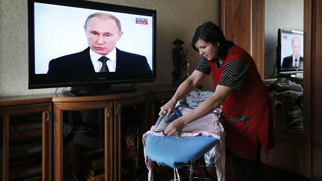 Putinův tradiční proslov k Federálnímu shromáždění byl tentokrát očekávaný víc než obvykle