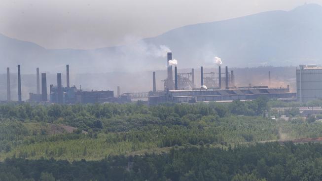 Se smogem se Ostrava potýká pravidelně
