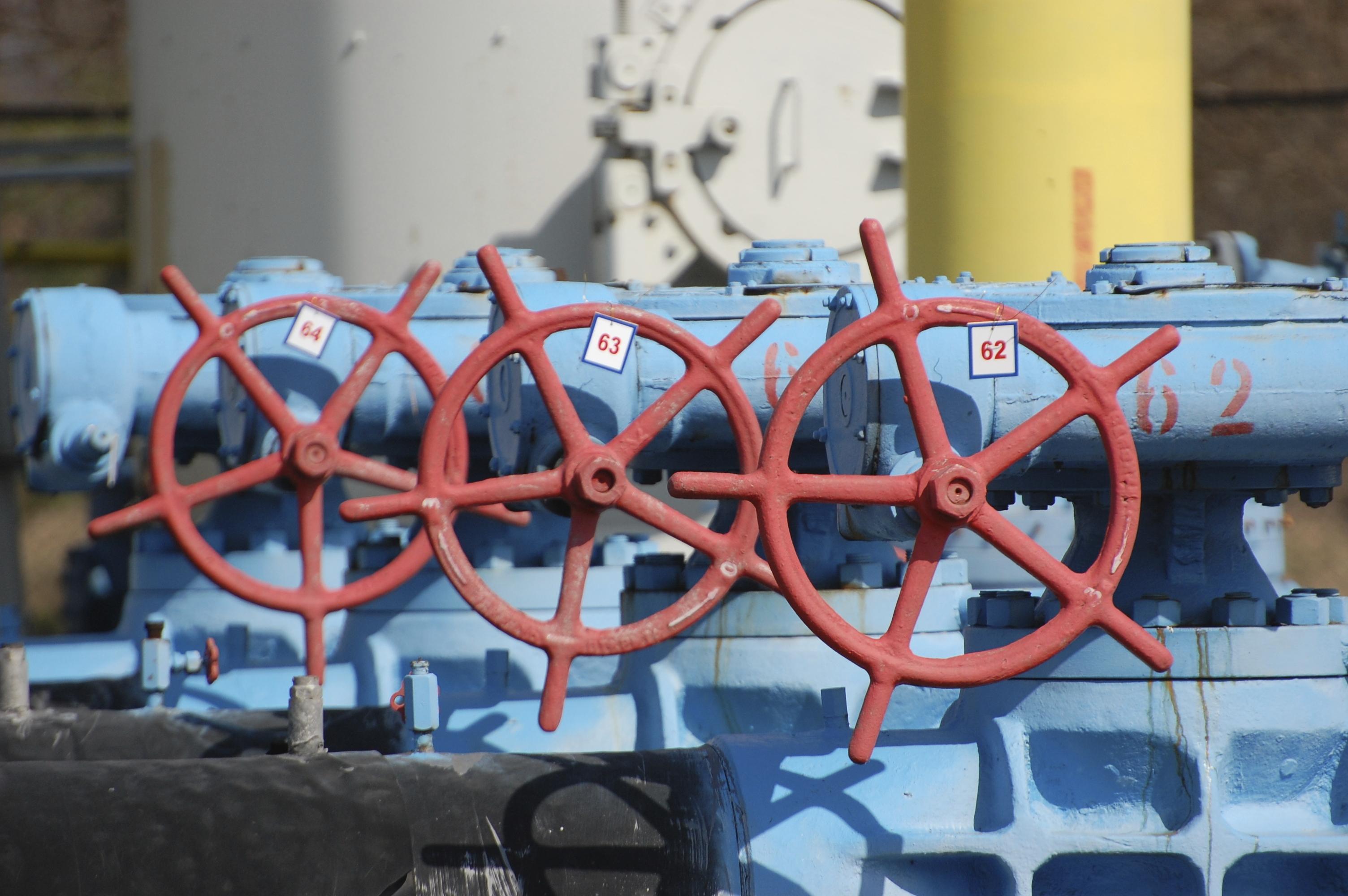 Ukrajina začne znovu čerpat ruský plyn