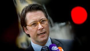 Generální tajemník CSU Andreas Scheuer