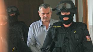 Podnikatel Radek Březina se u soudu přiznal, že byl hlavou takzvané lihové mafie