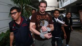 Spoluzakladatel Pirate Bay Fredrik Neij byl nedávno zatčen v Thajsku