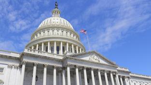 Kapitol, sídlo amerického Kongresu