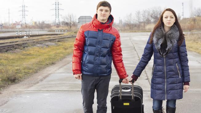 Počet obyvatel v Česku roste hlavně kvůli přílivu cizinců. Ilustrační snímek