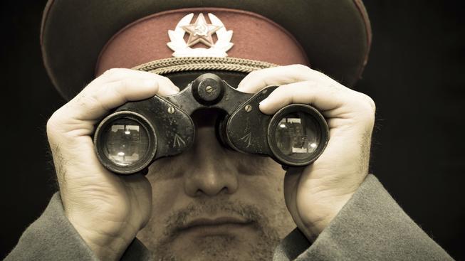 Ruský agent v Estonsku dříve působil v sovětské rozvědce. Ilustrační snímek