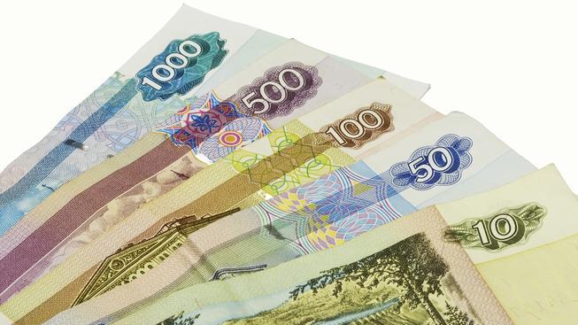 Ruský rubl rychle ztrácí na hodnotě