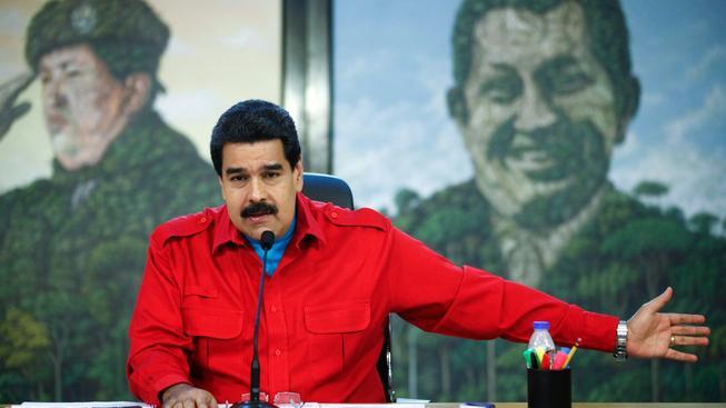 "Maduro požaduje soud pro ""imperialisty"""