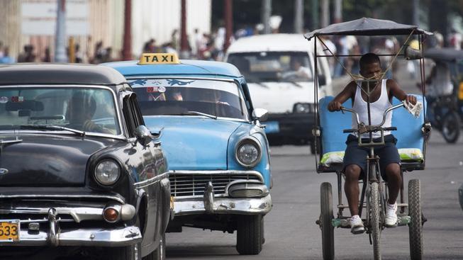 Kubánské hlavní město Havana