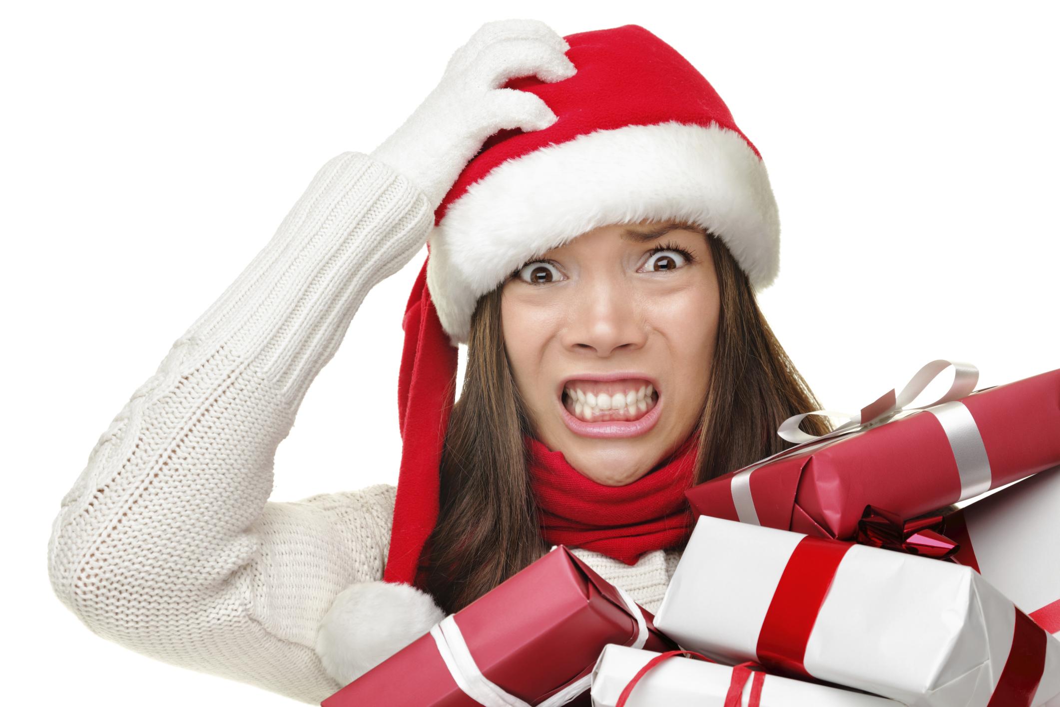 'Zase jsou tady ty ... Vánoce.' Z nadávek na svátky se stává móda