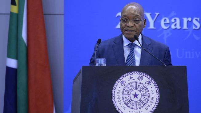 Jihoafrický prezident Jacob Zuma má čtyři ženy