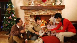 Vánoce slaví i Číňané. Tedy někteří.