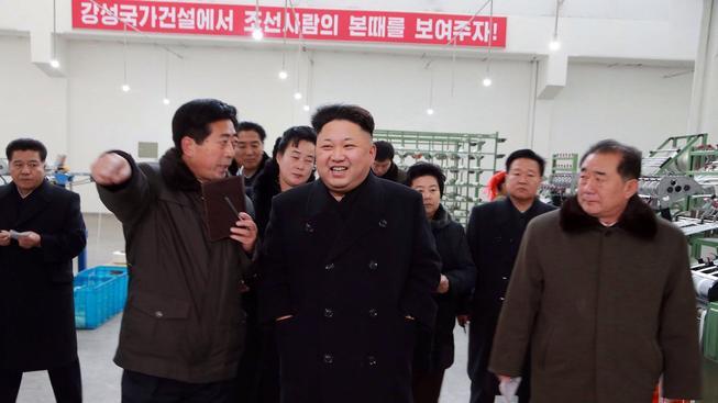 Kim Čong-un nepotvrdil, že má výkonné hackery