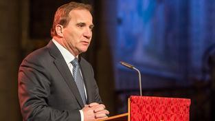 Švédský premiér Stefan Löfven si chce zachovat funkci