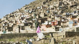 Afghánské hlavní město Kábul