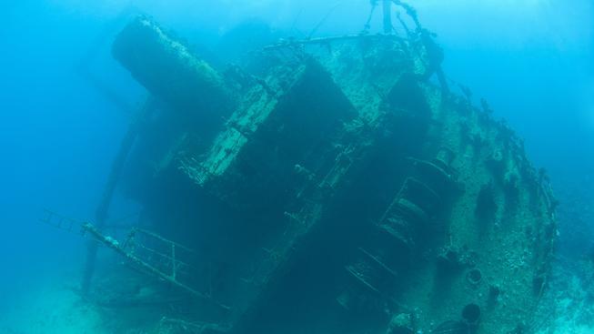 Jedna z lodí se potopila (ilustrační foto)