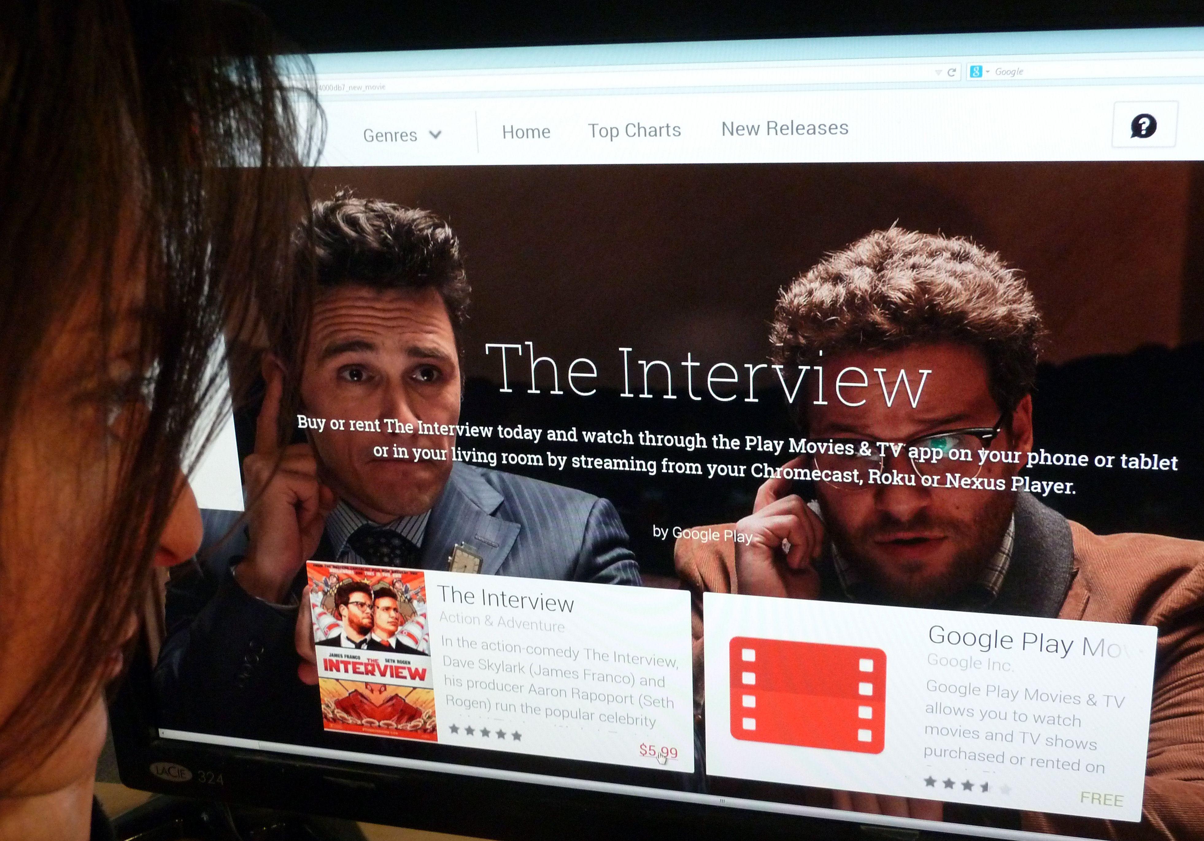 Hackeři jako nejlepší reklama. Film The Interview vydělává miliony