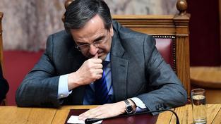 Působení Antonise Samarase v čele řecké vlády se krátí. Prezidenta se nepovedlo zvolit ani napotřetí a zemi tak přečasné volby