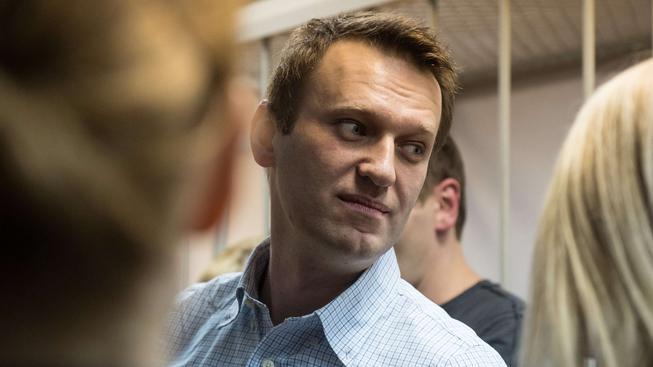 Alej Navalnyj dostal u soudu podmíněný trest 3,5 roku