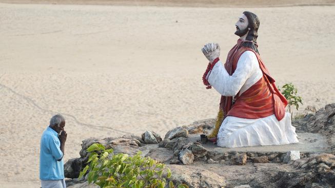 Náboženství v Indii nežijí bok po boku vůbec mírumilovně