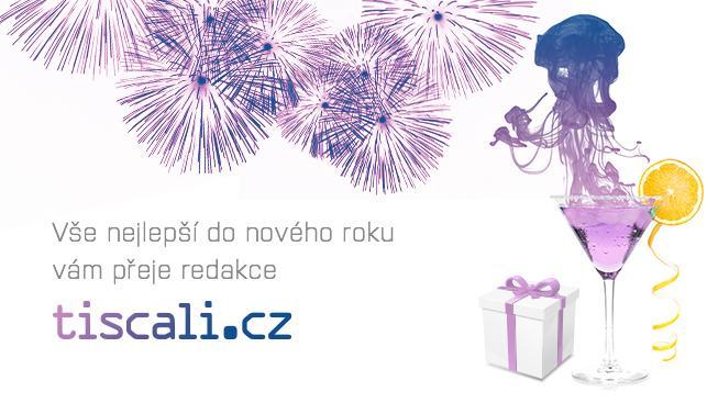 Redakce Tiscali.cz vám přeje šťastný nový rok!
