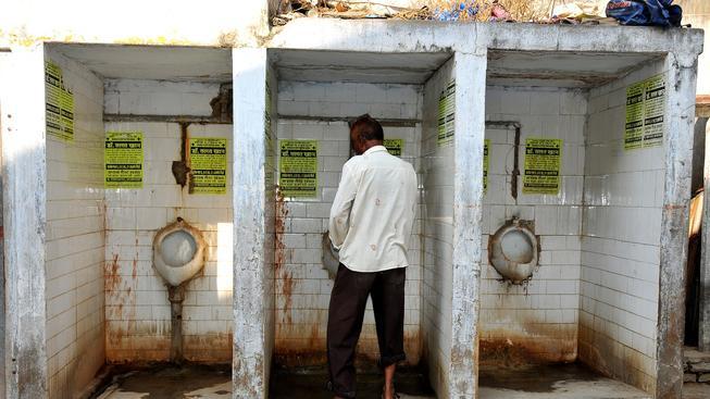Indii trápí nedostatek toalet (ilustrační foto)